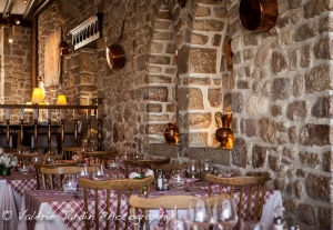 Gourmet dinners in charming restaurants