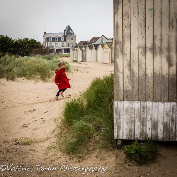 Valerie Jardin Photography - girl at the beach-1