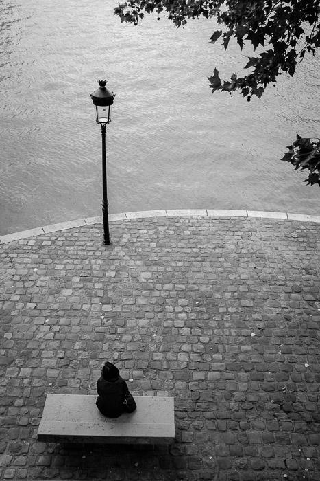 Alone ©Valerie Jardin