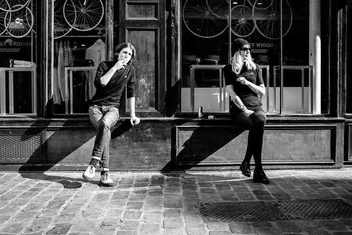 Cig Break ©Valerie Jardin