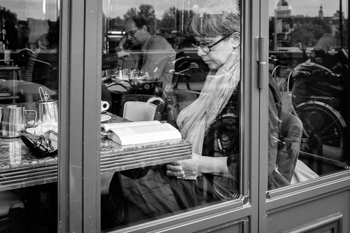 Reader ©Valerie Jardin