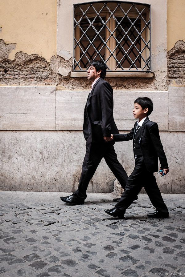 ©Valerie Jardin - father and son-1