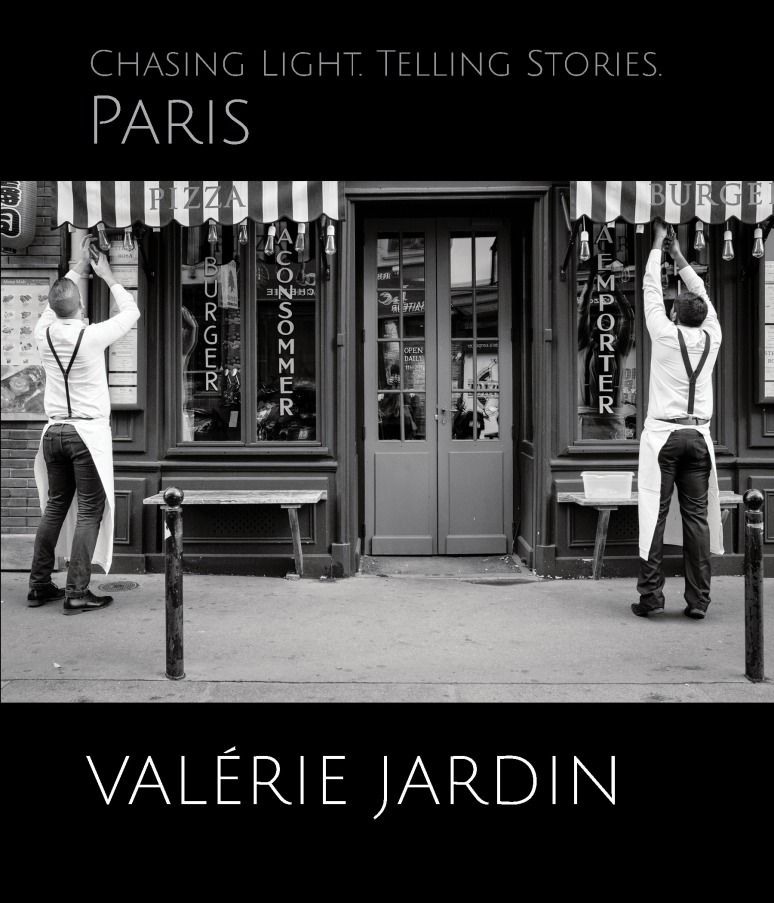Chasing Light Paris cover